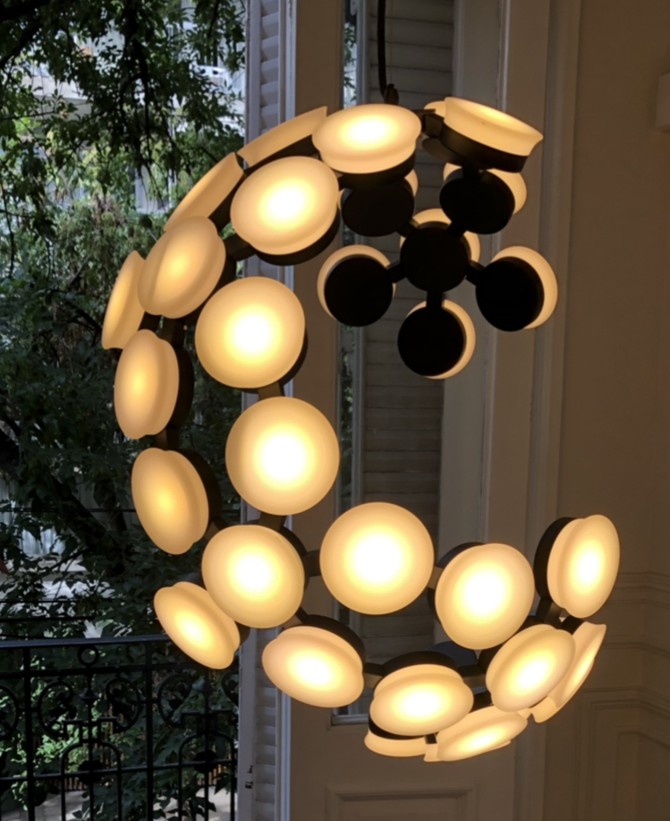 Luminaria led alhambra boutique de luz - Lamparas granada ...