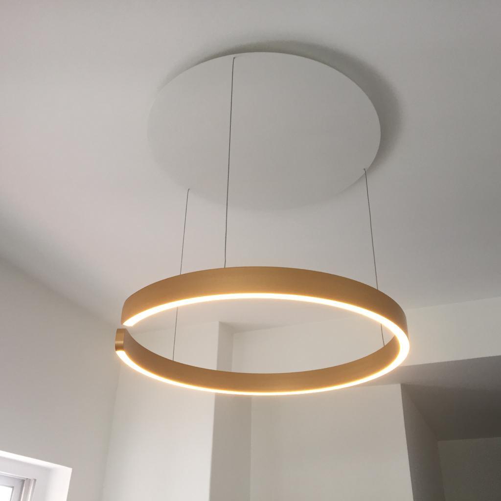 luminaria led lampara colgante Favola